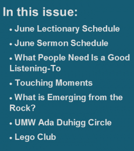 In This Issue - June 2014