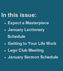 In This Issue - January 2015